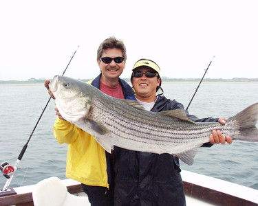 2002; Nantucket; Fishing; Trip