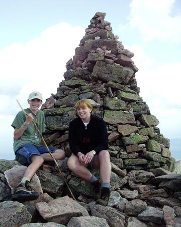 2004; Baxter; Peak