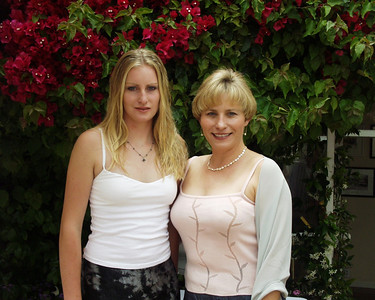 2000 Dave's Wedding - Diana, Cheryl